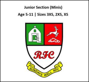 Sundays Well Junior Section