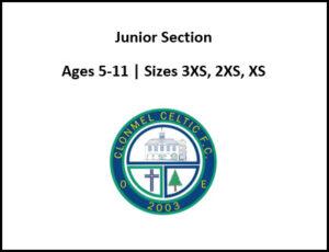 Clonmel Celtic Junior Section