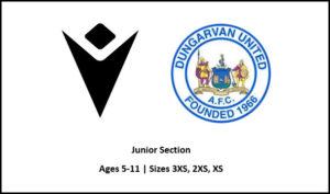 Dungarvan United Junior Section