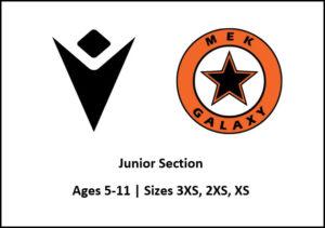 MEK Galaxy Junior Section