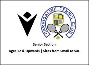 Carrigaline Tennis Club Senior Section