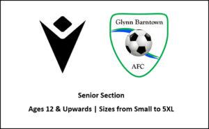 Glynn Barntown AFC Senior Section
