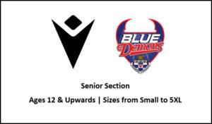 Blue Demons Senior Section