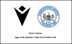 Dungarvan United Senior Section
