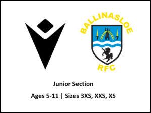 Ballinasloe RFC Junior Section
